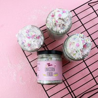 Unicorn Food Whipped Body Scrub