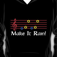 Make It Rain - Song Of Storms Hoodie (Pullover)