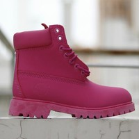Timberland Boots Waterproof Martin Boots Shoes-4