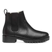 Warm-lined Chelsea Boots - from H&M