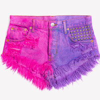 Malibu Party Studded Babe Shorts