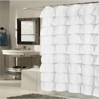 """Hipster Bathroom Home Decoration,Funny Elephant Art Shower Curtain, Shower Rings Included,Polyester Waterproof 48"""" x 72"""""""