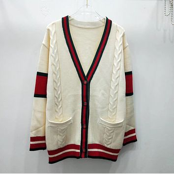 GUCCI Women Top Sweater Cardigan Knitwear Coat