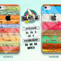 Wood Wall, Color Paint, Pattern, iPhone 5 case, iPhone 5S case, iPhone 5c case, Phone case, iPhone 4 Case, iPhone 4S Case, Phone Skin, WD04