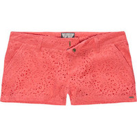 VOLCOM Frochikie Laced Womens Shorts 195716313 | Shorts | Tillys.com