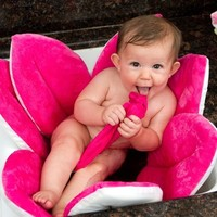 Blooming Baby Bath is the only way to bath your baby in a safe and comfortable environment!
