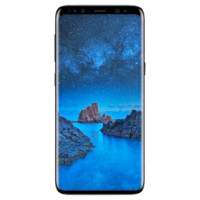 Samsung Galaxy S9+ 3D Curved Tempered Glass (black - case friendly)