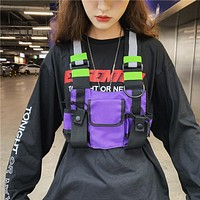 Functional Harness Chest Bag