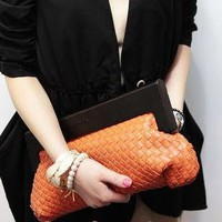 Clutches Evening Bag PU leather