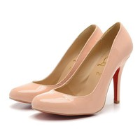 CL Christian Louboutin Fashion Heels Shoes-133