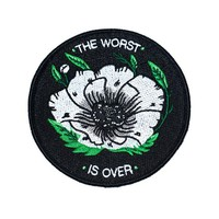 The Worst Is Over Patch