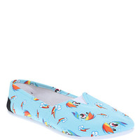 My Little Pony Rainbow Dash Slip-On Shoes | Hot Topic