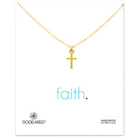 Gift Jewelry Shiny New Arrival Stylish Alloy Gold Silver Cross Rack Lock Necklace [11462531279]
