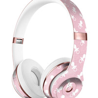 Micro Pacifiers Over Pink Full-Body Skin Kit for the Beats by Dre Solo 3 Wireless Headphones