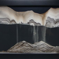 Moving Sand Art Picture Midnight in Movie Series