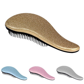 2016 Beauty Healthy Styling Care Hair Comb Magic Professional Detangle Brush