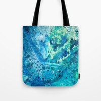 Environment Love View from Their Eyes Tote Bag by ANoelleJay