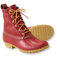 Men's Bean Boots by L.L.Bean, Special-Edition Red 8