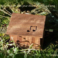 music box, wooden music box,musical note, music box songs, musical box, personalized music box, custom music box, hand crank