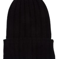 The Elder Statesman slouchy beanie