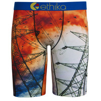 Ethika Men's Air Quality The Staple Fit Boxer Brief Underwear