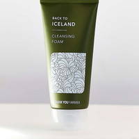 Thank You Farmer Back To Iceland Cleansing Foam - Urban Outfitters