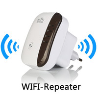 Wireless WiFi Signal Amplifier 802.11N/B/G Wi-fi Range Extander
