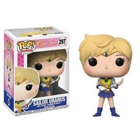 Sailor Moon W2 Sailor Uranus POP Vinyl Figure, Anime by Funko