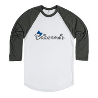Bridesmaid - Baseball Shirt