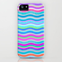Summer Wave iPhone Case by Terry Fan | Society6