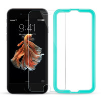 ESR 1 Pcs Triple Strength Tempered Glass Screen Protector with Free Applicator for iPhone 6/6s