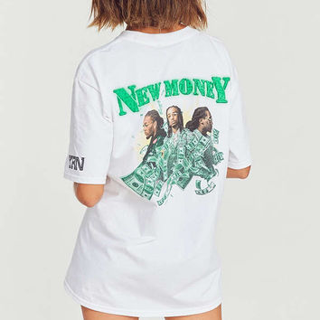 Migos New Money Tee | Urban Outfitters