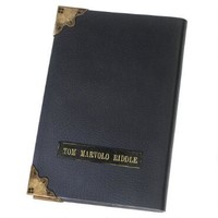 Tom Riddle's Diary Prop Replica by Noble Collection   HarryPotterShop.com