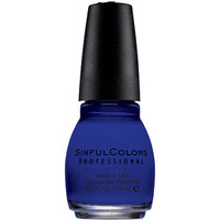 Walmart: Sinful Colors Professional Nail Polish, Endless Blue, 0.5 fl oz