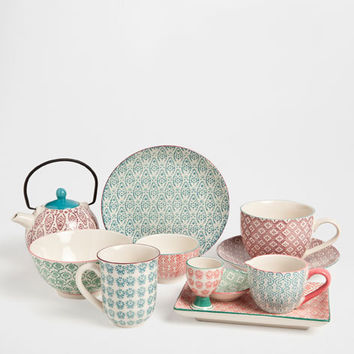 PORCELAIN SUNS TABLEWARE - Dinnerware - Tableware | Zara Home United Kingdom