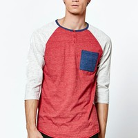 Jeff Raglan 3/4 Sleeve T-Shirt