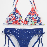 Roxy Two Piece Swimsuit (Big Girls) | Nordstrom