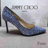 Jimmy Choo Women Heels Shoes