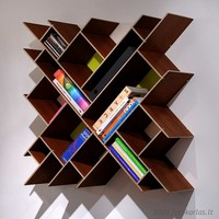 Q Wall Bookcase