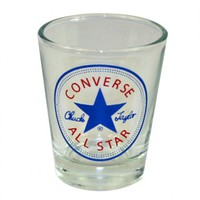 """Converse """"Chuck Taylor"""" All Star Logo Shot Glass Your favorite online gift shop!"""