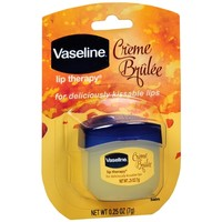 Vaseline Lip Therapy Lip Balm Creme Brulee | Walgreens