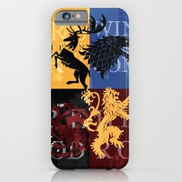Game of Thrones iPhone & iPod Case by Rose's Creation