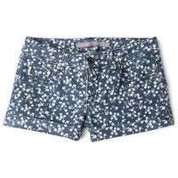 ModCloth 80s Patch of Sunlight Shorts