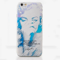 Idol Painting Iphone 6 6S Plus Cases