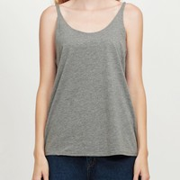 PREMIUM Comfy Loose Fit Scoop Neck Flowy Tank Top (CLEARANCE)