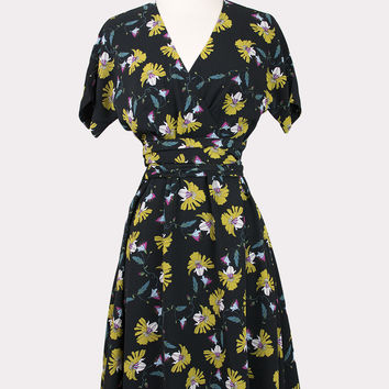 Cerys Floral Dress