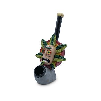 Resin Pipe - Mean Green Fiend