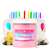 Birthday Cake Jewelry Slime