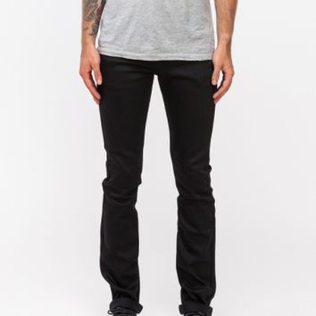 Naked and Famous Skinny Guy Black Power-Stretch