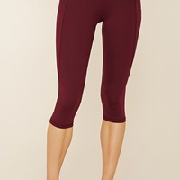 Active Capri Yoga Pants